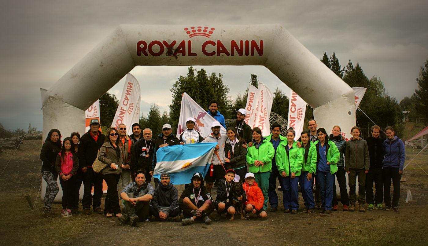 Dryland Mushing Villarrica 2017