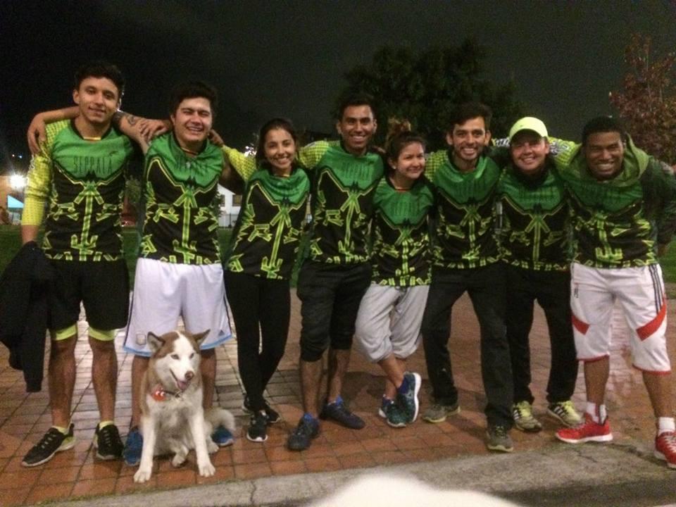 Dryland Mushing Villarrica 2017 Team Seppala Colombia