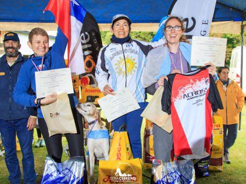 Dryland Mushing Villarica 2018 Premiacion DBW/DBWV