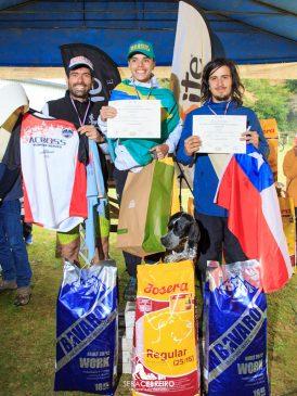 Dryland Mushing Villarica 2018 Premiacion DCM