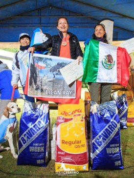 Dryland Mushing Villarica 2018 Premiacion DCWV