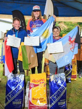 Dryland Mushing Villarrica 2018 DCW