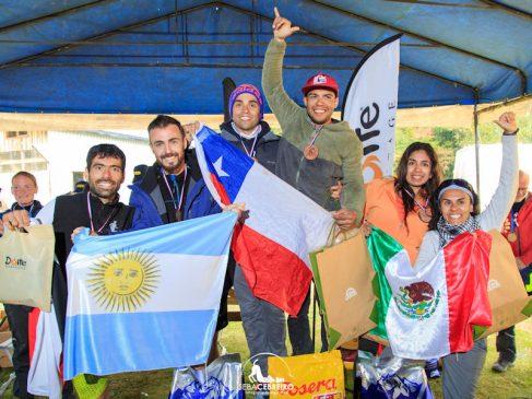 Dryland Mushing Villarica 2018 Premiacion Relevo